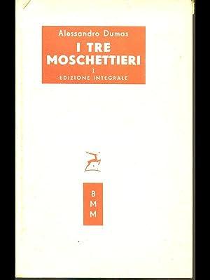 I tre moschettieri I: Alessandro Dumas