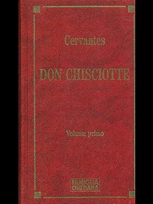 Don Chisciotte vol. 1: Miguel De Cervantes