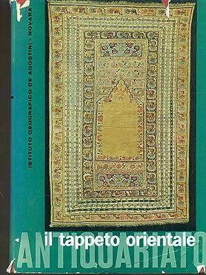 Il tappeto orientale: Ugo Tolomei
