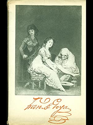 Les caprices de Goya: Jean Adhemar