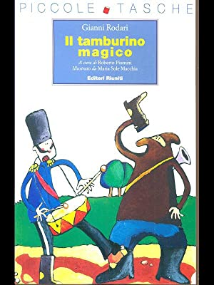 Il tamburino magico: Gianni Rodari