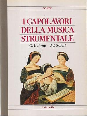 I capolavori della musica strumentale: G. Lelong -