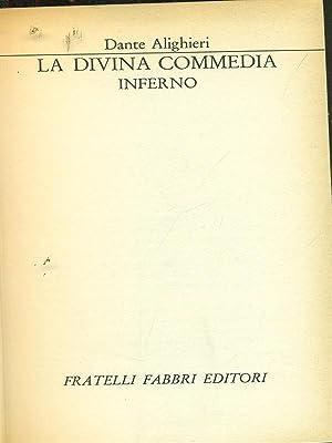 La Divina commedia inferno: Dante Alighieri