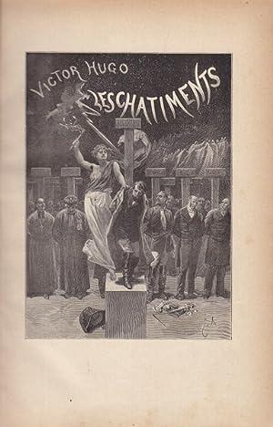 Les chatiments - in lingua francese: Victor Hugo