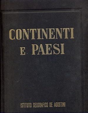 Continenti e paesi: Luigi Visintin