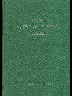 Nuove questioni di storia moderna vol. 1: aa.vv.