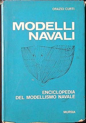 Modelli navali: Orazio Curti