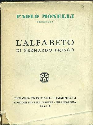 L'alfabeto di Bernardo Prisco: Paolo Monelli