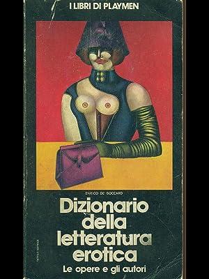 Dizionario della letteratura erotica: De Boccard, Enrico