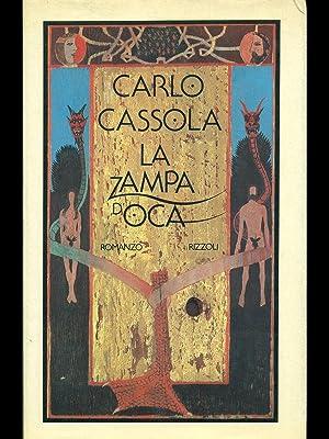 La zampa d'oca: Carlo Cassola