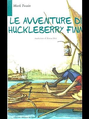 Le avventure di Huckleberry Finn: Mark Twain