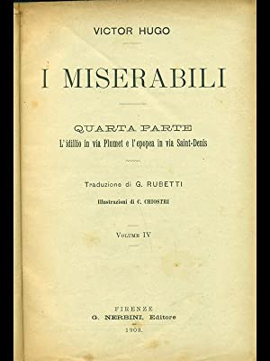I miserabili vol.4: Victor Hugo