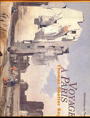 Voyage a Paris: Thomas Shotter Boys