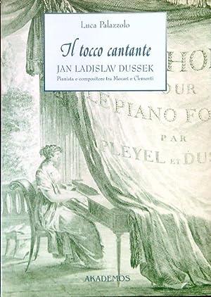 Il tocco cantante: Luca Palazzolo