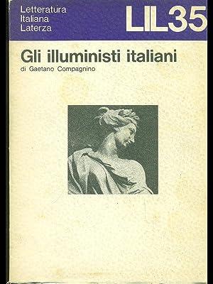 Gli illuministi italiani.: Gaetano Compagnino