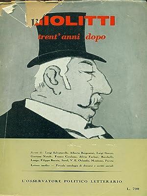 L'osservatore politico letterario: Giolitti trent'anni dopo: aa.vv.