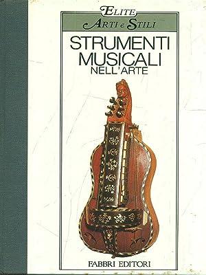 Strumenti musicali nell'arte: Sergio Paganelli