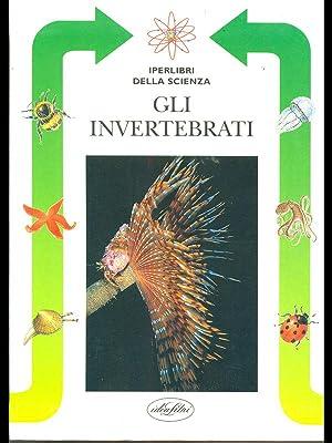 Gli invertebrati: Giuseppe M. Carpaneto