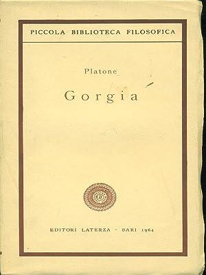 Gorgia: Platone