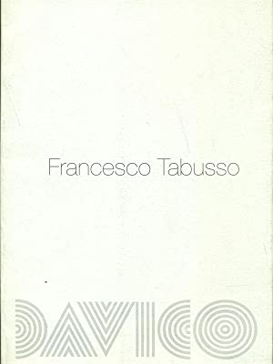 Francesco Tabusso: Pino Mantovani