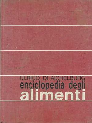 Enciclopedia Degli Alimenti Abebooks