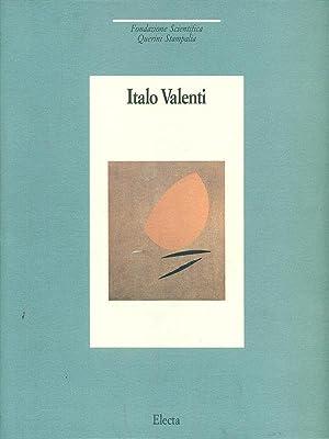 Italo Valenti: A cura di