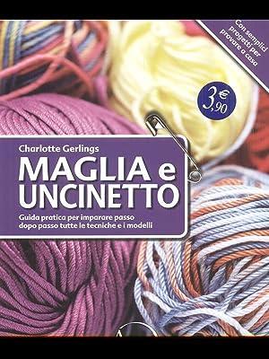Maglia e uncinetto: Charlotte GErlings
