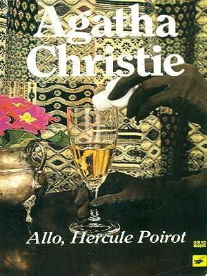Allo, Hercule Poirot: Agatha Christie