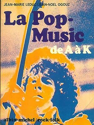 La Pop-Music de A a K: Jean Marie Leduc