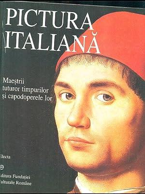Pictura Italiana - lingua romena: aa.vv.