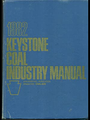 1982 Keystone coal industry manual: aa.vv.