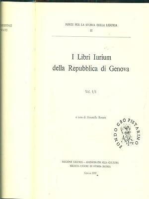 I libri iurium della repubblica di Genova: Antonella Rovere