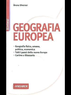 Geografia Europea Abebooks