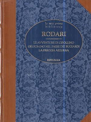 Le avventure di Cipollino - Gelsomino nel: Rodari