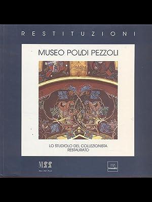 Restituzioni Museo Poldi Pezzoli: aa.vv.