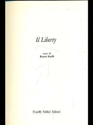 Il liberty: Renato Barilli.
