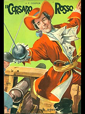 Il corsaro rosso: J.F. Cooper