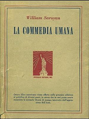 La Commedia umana: William Saroyan