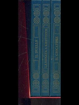 Il giocatore - La sonata a Kreutzer: Dostoevskij - Tolstoj
