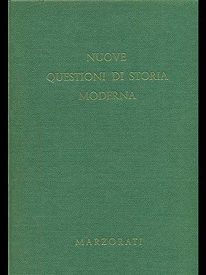 Nuove questioni di storia moderna vol. 2: aa.vv.