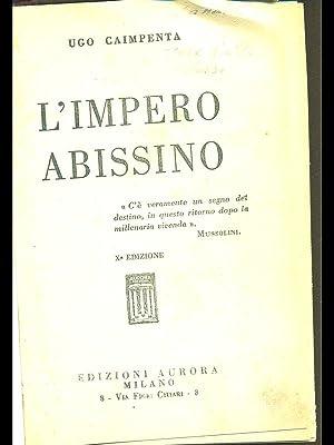 L'impero abissino: Caimpenta