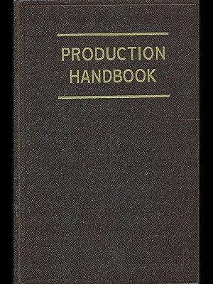Production handbook: L.P. Alford -