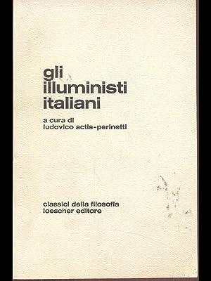 Gli illuministi italiani: Ludovico Actis-Perinetti