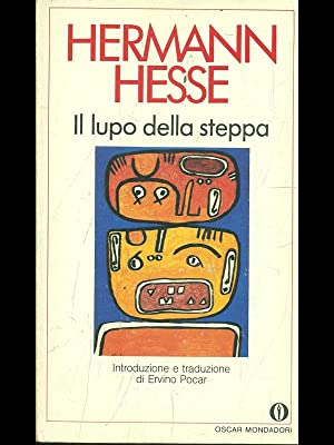 Il lupo della steppa: Hermann Hesse