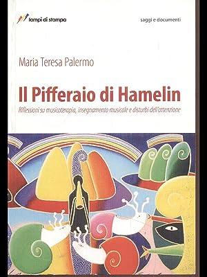 Il pifferaio di Hamelin: Maria Teresa Palermo