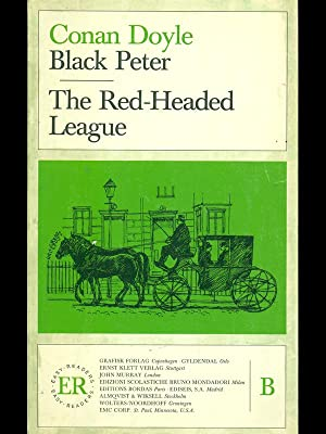 Black Peter-The Red Headed League: Conan Doyle