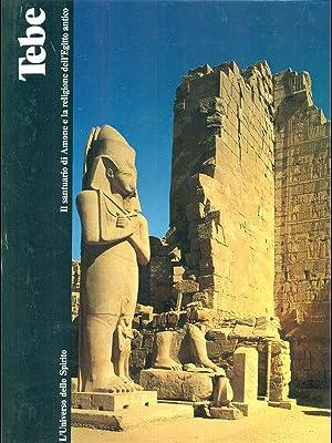 Tebe - Il santuario di Amone e: aa.vv.