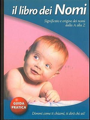 Il libro dei nomi: Parodi, Elena