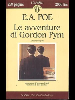 Le avventure di Gordon Pym: Poe, Edgar Allan