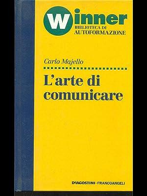 L'arte di comunicare: Carlo Majello.